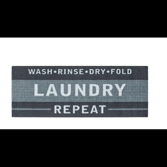 Laundry Room Mat Runner
